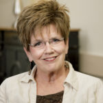 Lynda the dental implant patient in Alexandria, LA